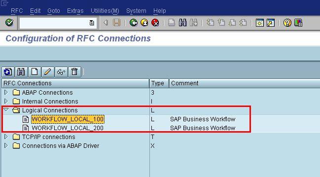 DivulgeSAP: SAP Workflow initial Settings - Automatic Workflow